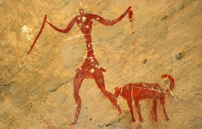 Переписываем историю: древний человек и собака.