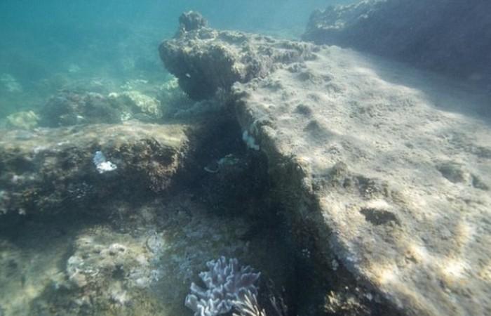 Подводный город Рапта.