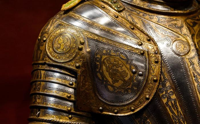 В средние века парадной брони не существовало. ¦Фото: 1zoom.ru.
