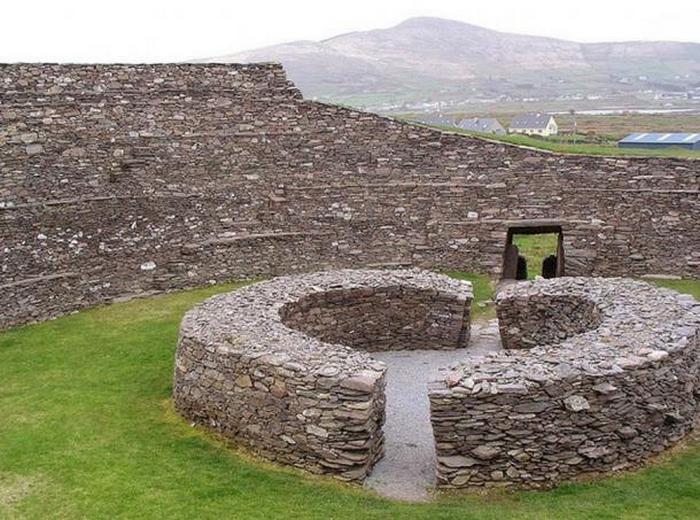 Древний форт фей.
