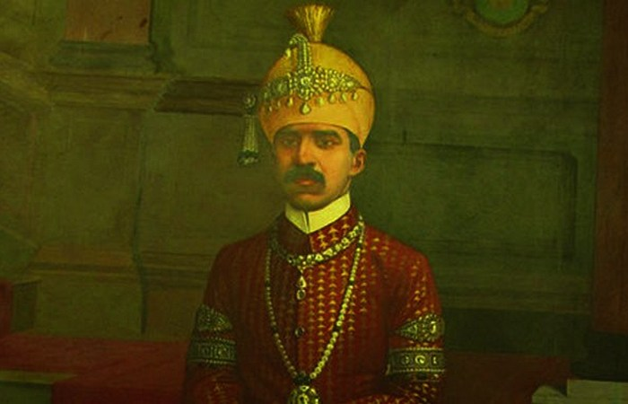 Низам княжества Хайдарабад (Индия).