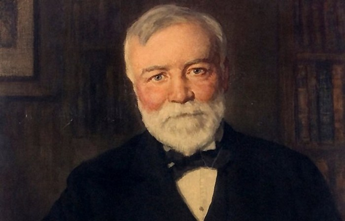 Основатель Carnegie Steel Corporation.