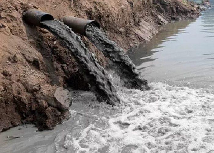 Федеральный закон о «сбросе сточных вод в океан».