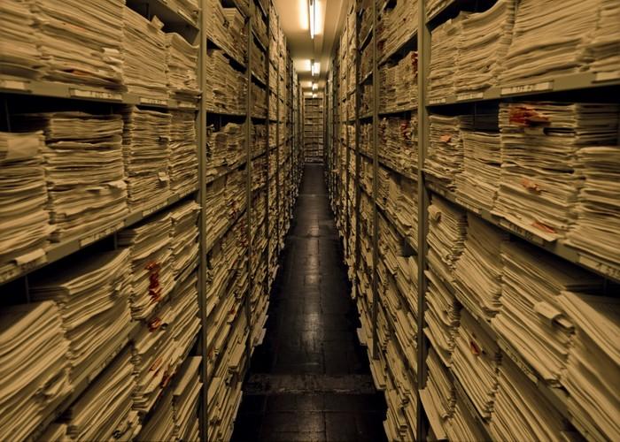 Федеральный закон о «документации отдела кадров».