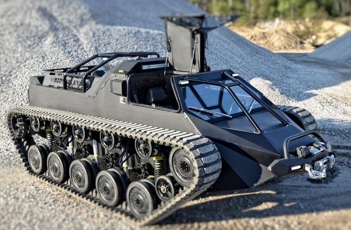 EV - «экстремальное транспортное средство».