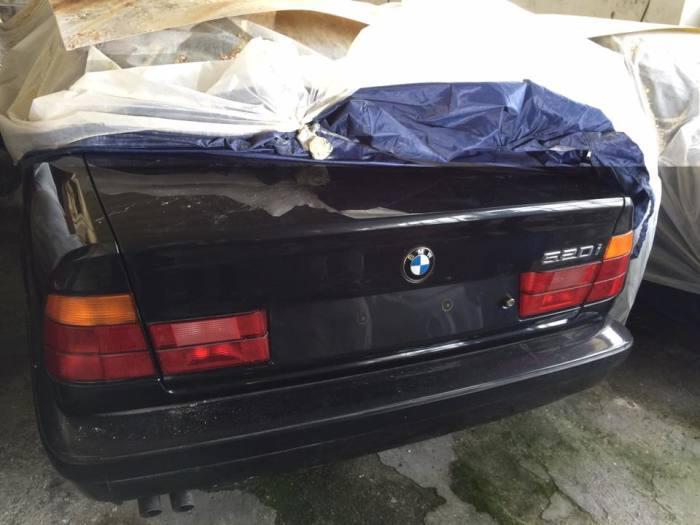 Отменные BMW.   Фото: Facebook.com «Център за БОРБА с Ръждата».