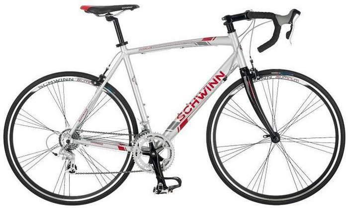Дорожный велосипед Schwinn Men's Phocus 1600.