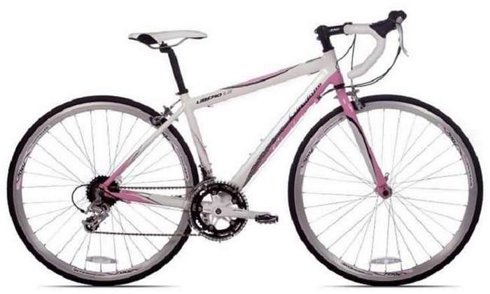 Дорожный велосипед Giordano Libero 1.6 W.