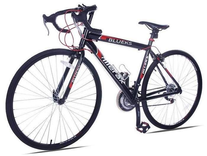 Дорожный велосипед Merax 21 Speed 700C.