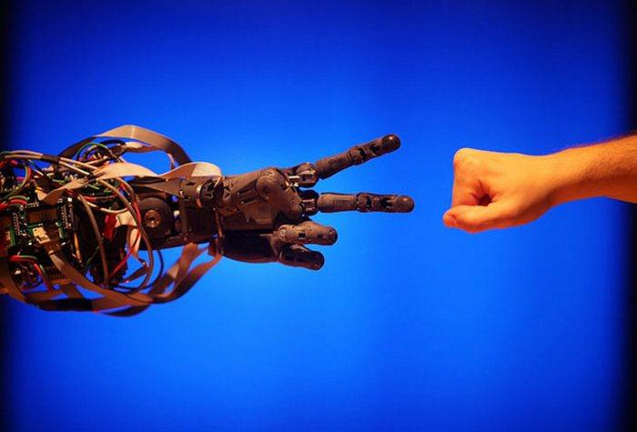 Роботы, которые могут заменить человека.