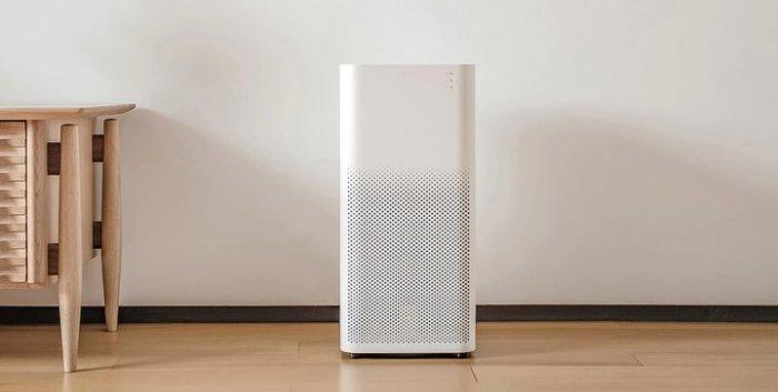 Можно сделать воздух чище с Xiaomi Mi Air Purifier 2.