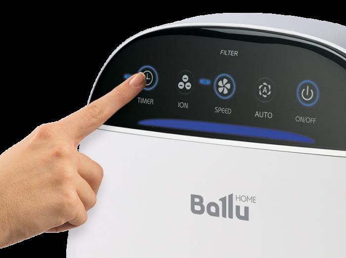 Очиститель Ballu AP-155 сделает воздух лучше.