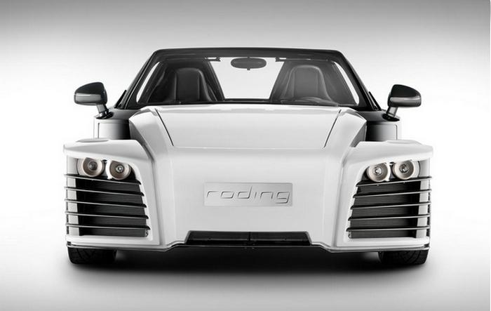 Roding Roadster 23 - эксклюзивное авто ограниченной серии.