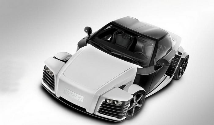 Roding Roadster 23 - эксклюзивный карбоновый спорткар