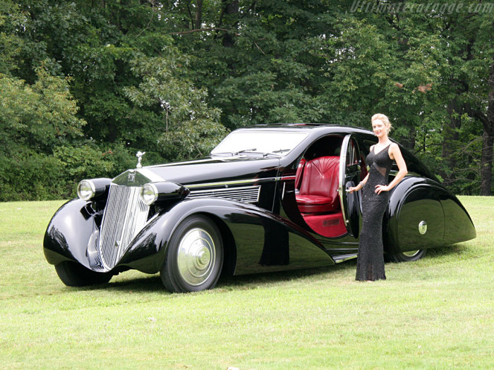 1925 Rolls-Royce Phantom I.