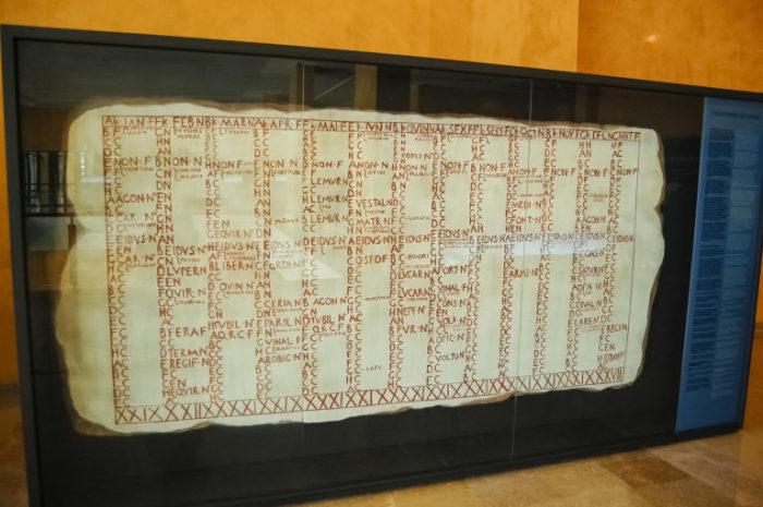 Календарь изменили. |Фото: eternal-city.ru.