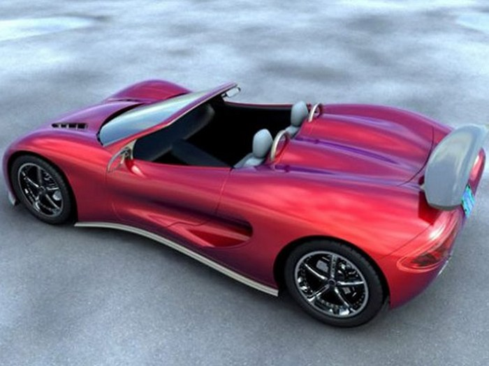 Scorpion Ronn Motors – суперкар на водороде.
