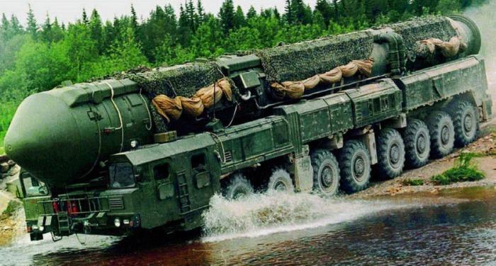 PC-24 «Ярс» - меч России межконтинентального назначения.