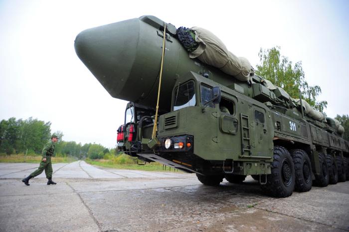 PC-24 «Ярс» - гарант безопасности.