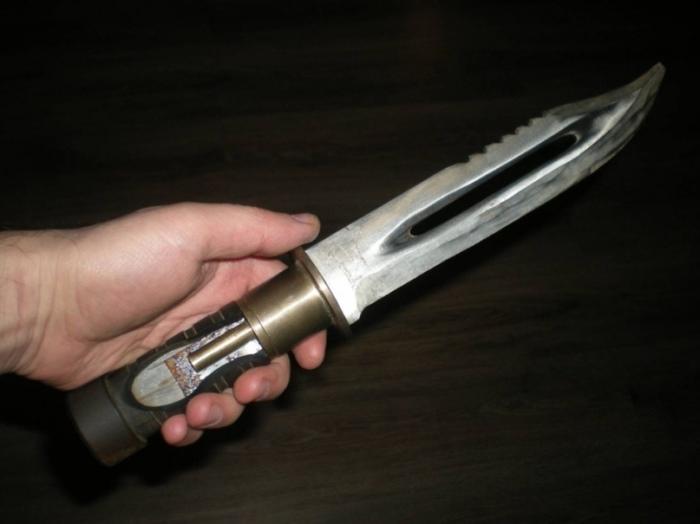 Ртутные ножи стали делать после Второй мировой войны. |Фото: yandex.by.