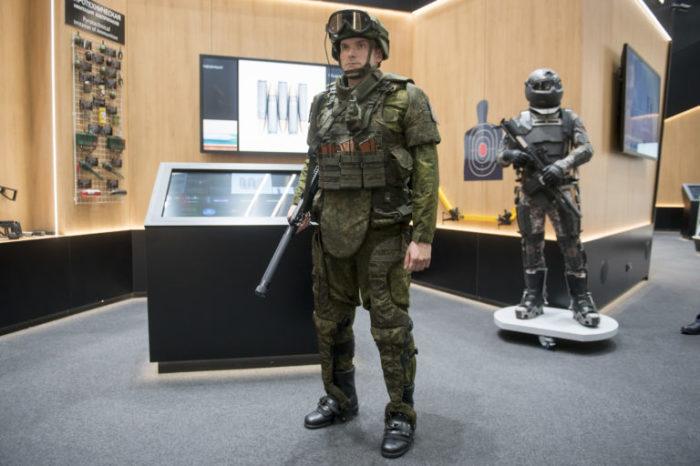Костюм для армии. | Фото: investforesight.com.