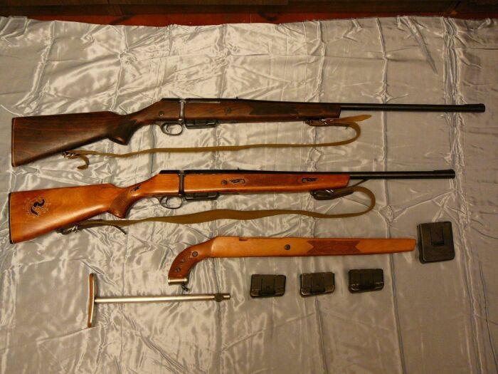 Новое ружье было сделано в 1958 году.  Фото: hunting.ru.