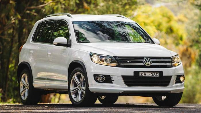 Отличный автомобиль  Volkswagen Tiguan.