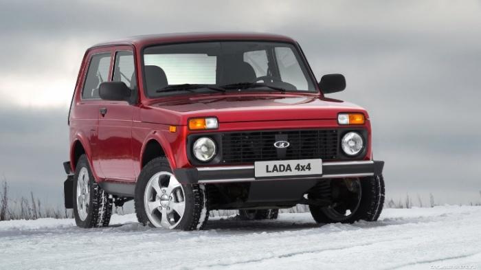 Lada 4x4 - воплощение простоты и надежности.