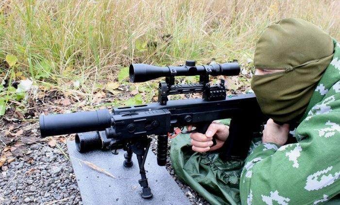 Новое грозное оружие для ФСБ. |Фото: waronline.org.