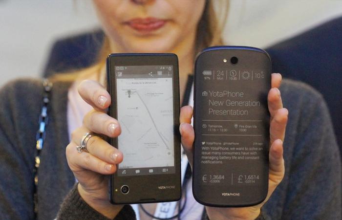 Смартфоны сделанные в России.