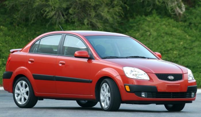 Автомобиль Kia Rio - абсолютный лидер отечественного рынка.