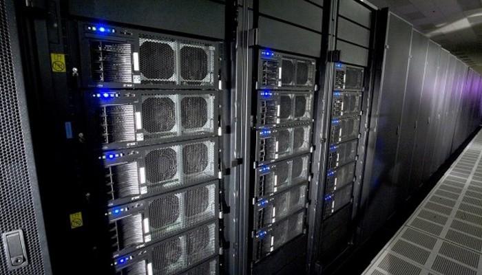 IBM Roadrunner.