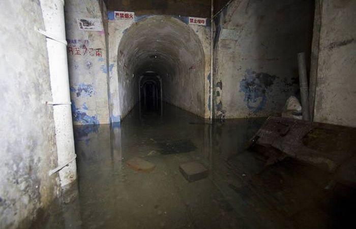 Подземный город в Пекине.