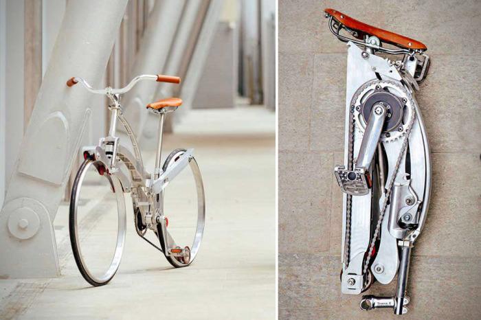 Идеальный велосипед для городских поездок.