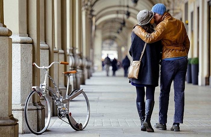 Sada Bike - велосипед, который дарит комфорт передвижения.