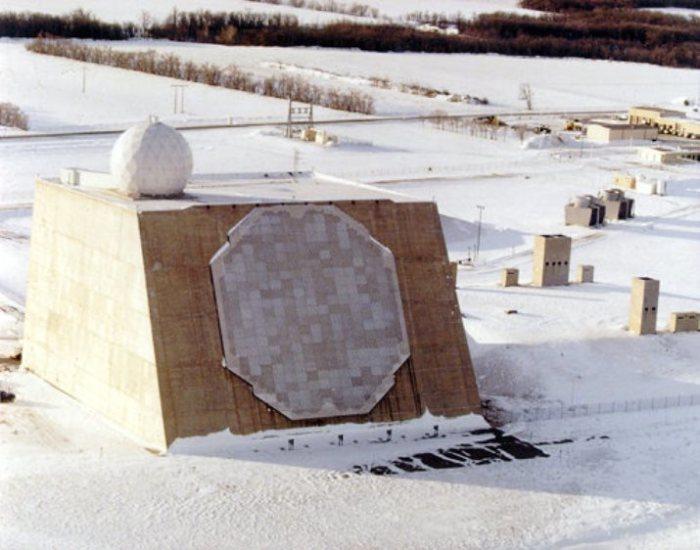 Второй радар.