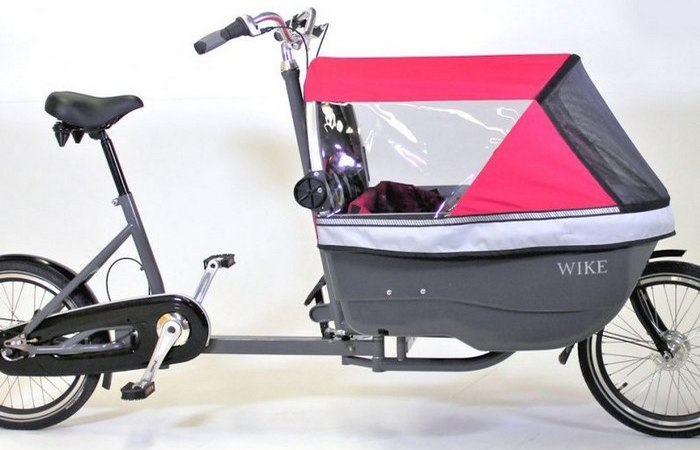 Вес велосипеда 36 кг.