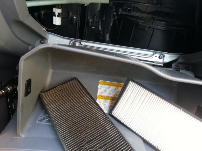 Нужно ли снимать салонный фильтр автомобиля на зиму