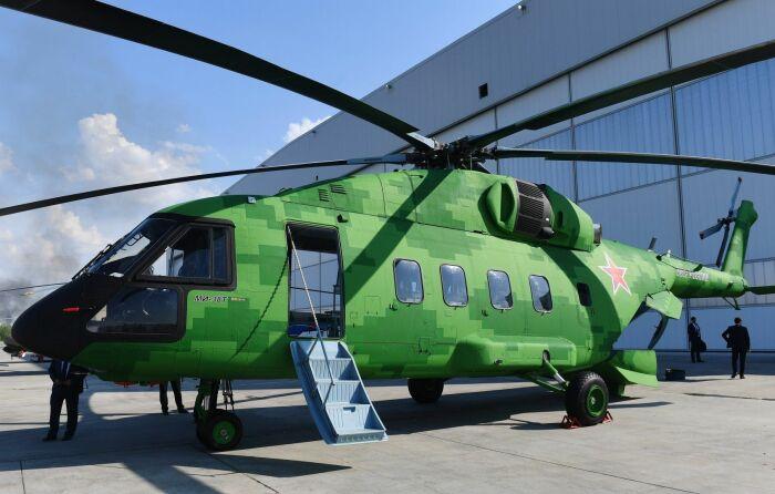 Старый-новый вертолет. |Фото: rostec.ru.