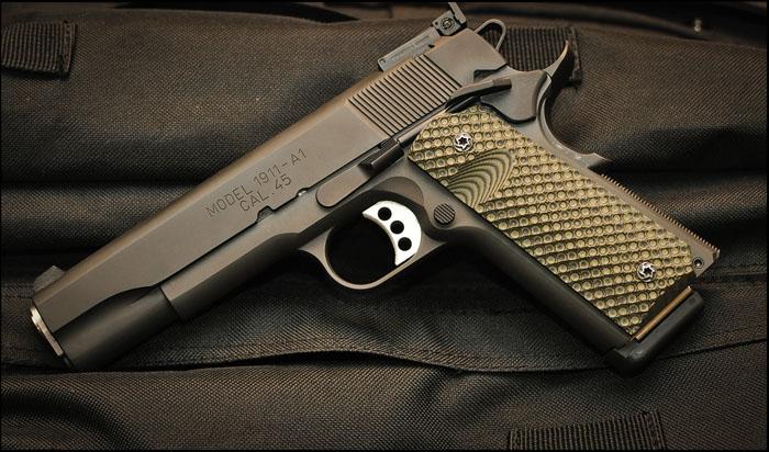 Пистолет используется уже больше 100 лет. |Фото: soldierweapons.ru.