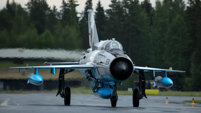 Самолет с очень удачной конструкцией. | Фото: free-wallpapers.su.