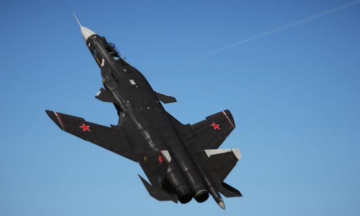 Крыло с обратной стрелой все не дает покоя конструкторам. |Фото: goodfon.ru.