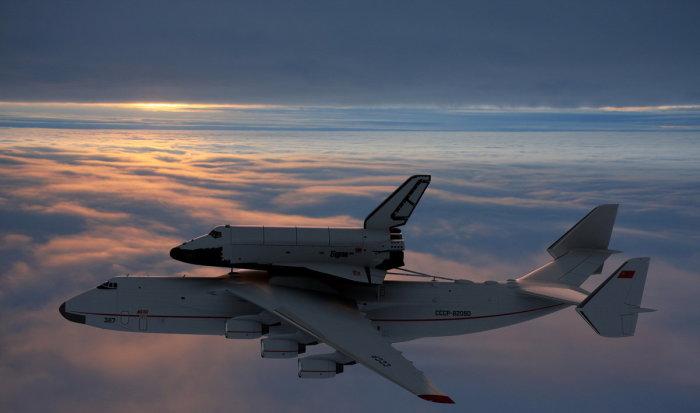 Советский самолет должен был быть круче Ан-225. ¦Фото: yandex.by.