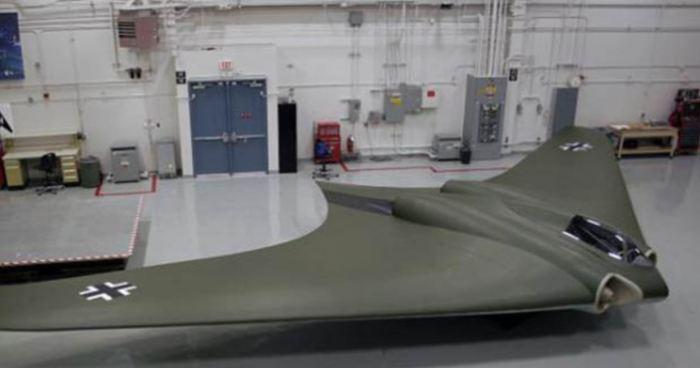 Первый подобный самолет был создан в Германии. |Фото: ya.ru.