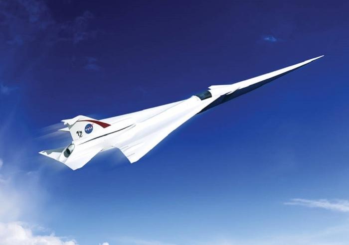 NASA хотят изменить авиаперевозки.
