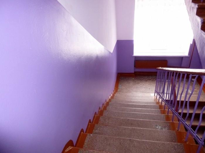 Для этого же красят ступеньки. |Фото: vdvrus.ru.
