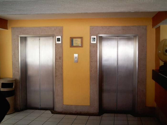 Нужно уже два лифта. |Фото: gorcom36.ru.
