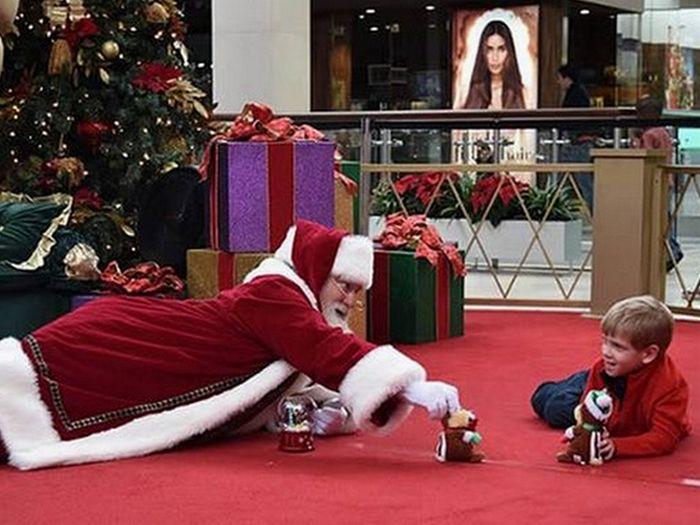 Санта,