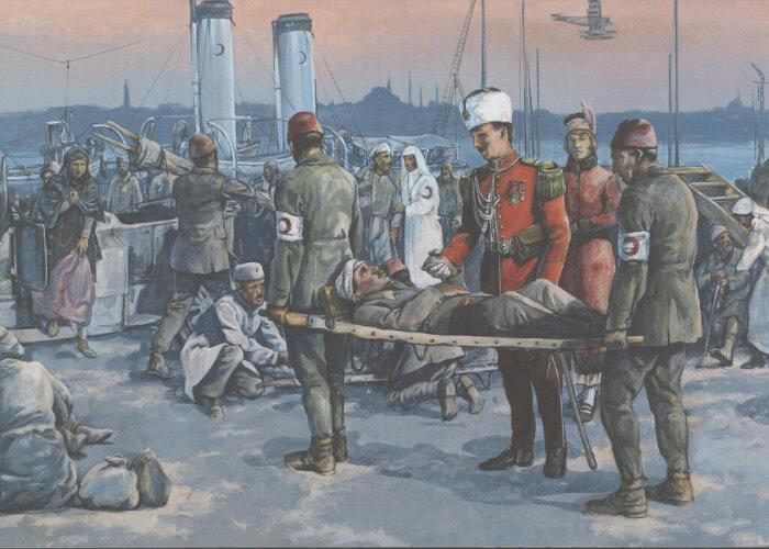В Первой мировой войне Османская империя оказалась не на той стороне. |Фото: livejournal.com.