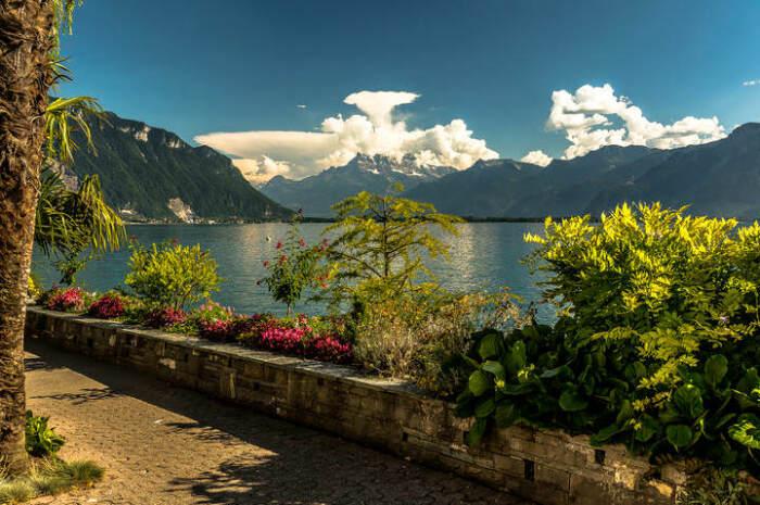 Вторая конференция прошла в швейцарском Монтрё. |Фото: fotokto.ru.
